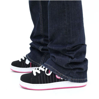 pants women (jeans) ETNIES - Booted