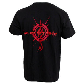 t-shirt metal men's Sonic Syndicate - Love And Other Disasters TS -153176 - NUCLEAR BLAST - 153176