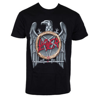 t-shirt metal men's Slayer - Eagle - ROCK OFF - SLAYTEE02MB