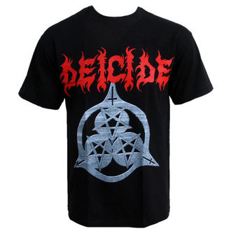 t-shirt men Deicide - Once Upon The Cross - RAZAMATAZ