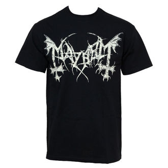 t-shirt metal Mayhem - No Love No Hate - RAZAMATAZ - ST1068