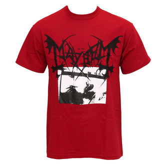 t-shirt metal Mayhem - Deathcrush - RAZAMATAZ - ST1066