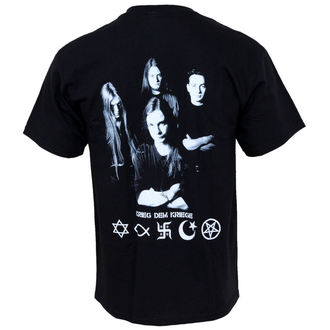 t-shirt metal men's Carcass - Heartwork - RAZAMATAZ - ST1088