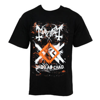 t-shirt metal men's Mayhem - Ordo Ad Chao - RAZAMATAZ, RAZAMATAZ, Mayhem