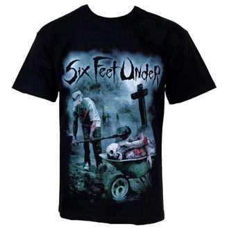t-shirt metal Six Feet Under - - RAZAMATAZ - ST1116