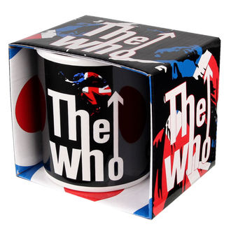 cup The Who - Union Jack - RAZAMATAZ