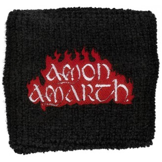 wristband Amon Amarth - Red Flame - RAZAMATAZ