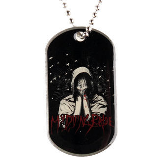 collar 'dog tag' My Dying Bride - My Body A Funeral, RAZAMATAZ, My Dying Bride