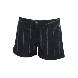 shorts women FOX - Century Short 5 inch - BLACK