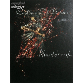 flag Children of Bodom - Blooddrunk - HFL0944