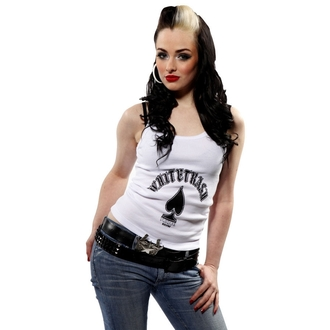 top women TOXICO - Whitetrash white
