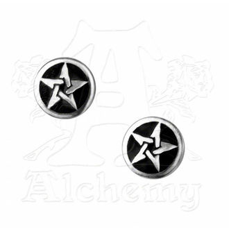 earrings Pentanoir E168 - Alchemy Gothic