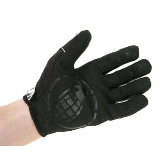 gloves cycling GRENADE - Metal Mulisha MX Glove Black