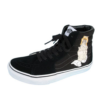 high sneakers - Sk8-Hi (Donny Miller) - VANS - BLACK