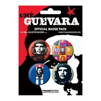 badges Che Guevara - BP80105 - PYRAMID POSTERS
