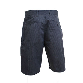 shorts men FOX - Essex - CHARCOAL HEATHE