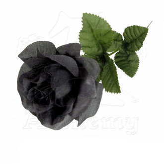 black rose Black Imitation rose - Alchemy Gothic