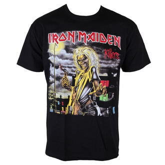 t-shirt metal Iron Maiden - Killers - ROCK OFF - IMTEE09MB
