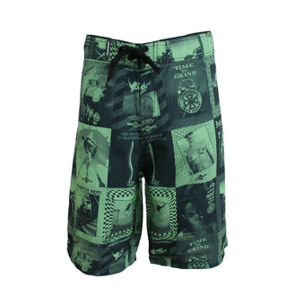 swimsuits men (shorts) INDEPENDENT - Verts