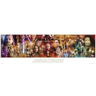 poster Star Wars - Complete - GB posters - DP0284