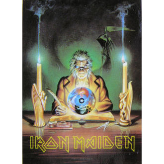 flag Iron Maiden - 7th Son Of A 7th Son - HFL0694
