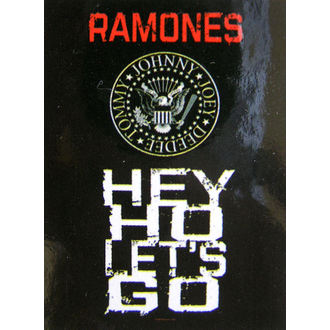 flag Ramones - hey HO Let´s Go - HFL0774