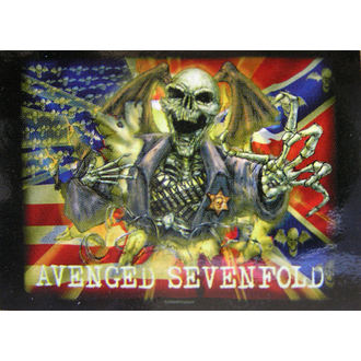 flag Avenged Sevenfold - Confederate - HFL0773