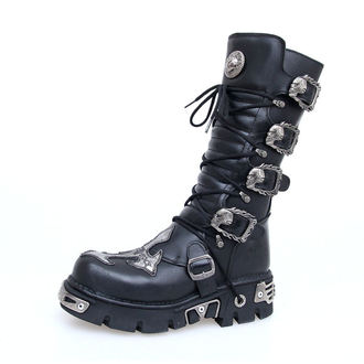 leather boots women's - NEW ROCK - M.403-S1
