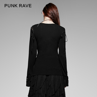 t-shirt gothic and punk women's - Perfect Disorder - PUNK RAVE, PUNK RAVE