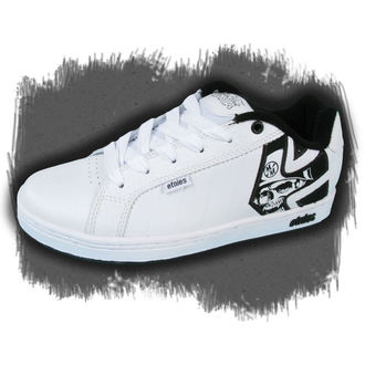 low sneakers men's - METAL MULISHA - METAL MULISHA - WHITE/BLACK