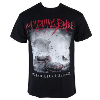 t-shirt metal men's My Dying Bride - For The Lies I Sire - RAZAMATAZ - ST1305