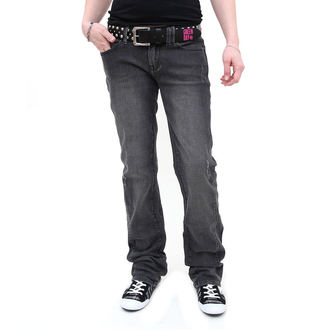 pants women (jeans) CIRCA - Engineered Straight Jean