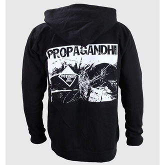 hoodie men Propagandhi (Technocrazy) - KINGS ROAD - 00483
