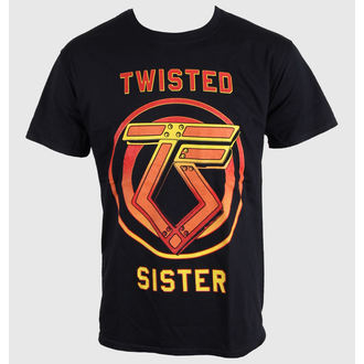 t-shirt men Twisted Sister -YOU CAN NOT STOP ROCK'N'ROLL- PLASTIC HEAD-PH5398