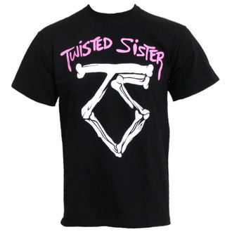 t-shirt metal men's Twisted Sister - WE'RE NOT GONNA TAKE IT - PLASTIC HEAD - PH5288