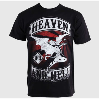t-shirt men HEAVEN & HELL