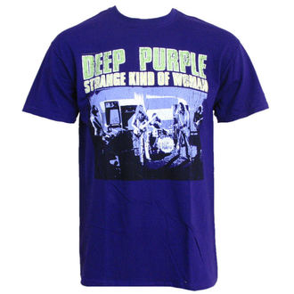 t-shirt men DEEP PURPLE- STRANGE KIND OF WOMAN - PLASTIC HEAD - PH5696