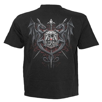 t-shirt men's - Dragon Kingdom - SPIRAL