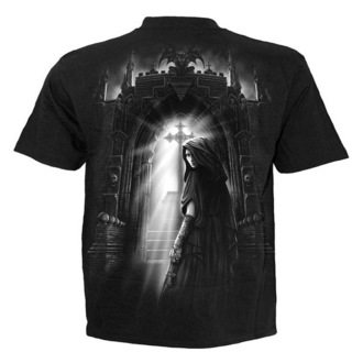 t-shirt men's - Exorcism - SPIRAL - D022M101