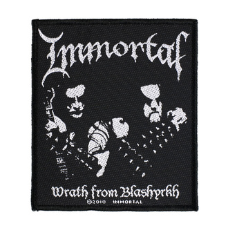Patch Immortal - Wrath Of Blashyrkh - RAZAMATAZ, RAZAMATAZ, Immortal