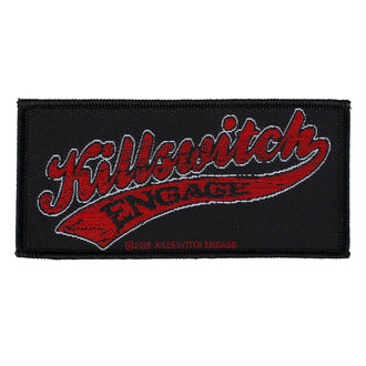 Patch Killswitch Engage - Logo - RAZAMATAZ - SPR3026