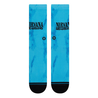 Socks NIRVANA - NEVERMIND BLUE - STANCE, STANCE, Nirvana