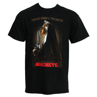 film t-shirt men's Machete - Lindsay Lohan - LIVE NATION - 6698