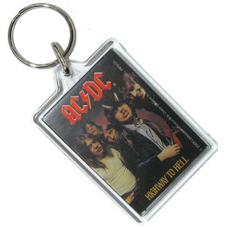 key ring (pendant) AC/DC - Highway - PYRAMID POSTERS - PK5203