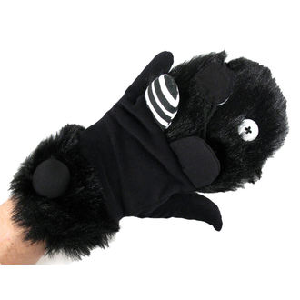 gloves POIZEN INDUSTRIES KPPG GLOVES - BLACK