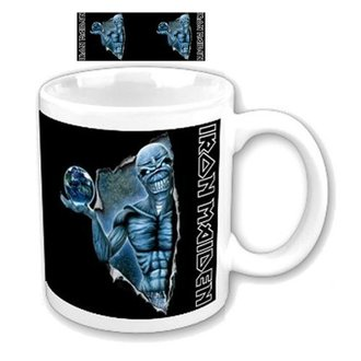cup Iron Maiden - Different World Boxed Mug - ROCK OFF - IMMUG02