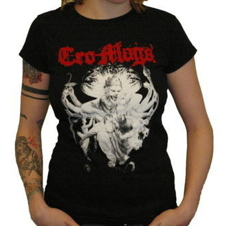 t-shirt metal women's Cro Mags - Best Wishes - RAGEWEAR - 056GSS06