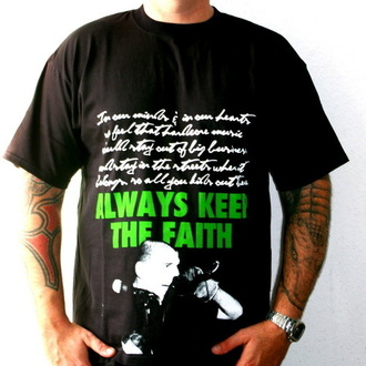 t-shirt metal men's Terror - always keep the faith - RAGEWEAR - 029TSS11
