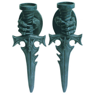 candlesticks Dragon Hand - 770-220