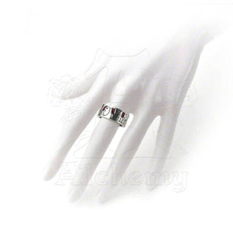 ring Love/Hate Ring - ALCHEMY GOTHIC - ULR1